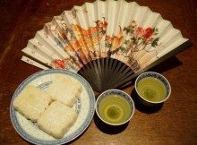 Đặc sản bánh đậu xanh Hải Dương